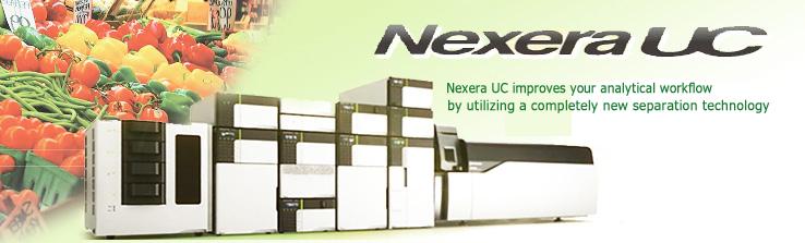 СФЭ-СФХ-МС система Nexera UC