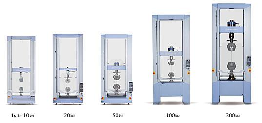 Универсальные испытательные машины Shimadzu серии Shimadzu AGS-X